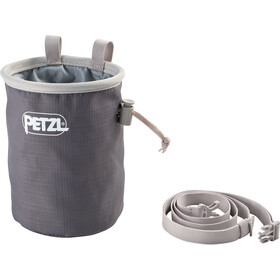 Petzl Bandi Chalk Bag, grey